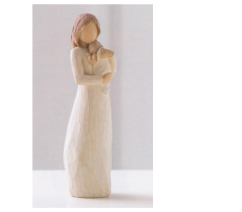 Angel of Mine Willow Tree Figurine in Metairie LA, Nosegay's Bouquet Boutique