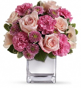Teleflora's Treasure Her Bouquet in Gaithersburg MD, Mason's Flowers