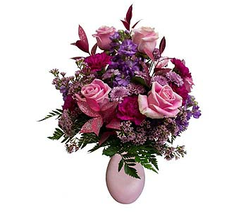 English Gardens Smile Bouquet in Dearborn Heights MI, English Gardens Florist