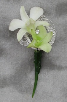 Tangled Boutonniere in Crystal Lake IL, Countryside Flower Shop