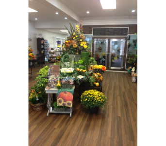 Our Store in Bradford ON, Linda's Floral Designs