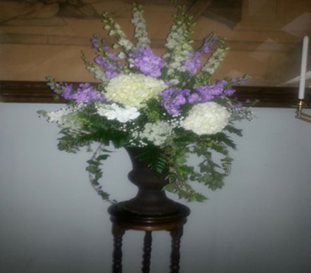 Custom Wedding in Statesville NC, Brookdale Florist, LLC