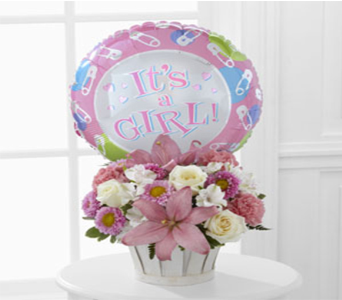 Girls Are Great in Indianapolis IN, George Thomas Florist