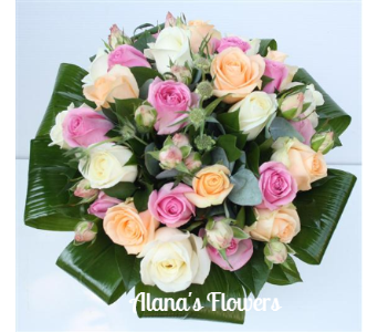 Rose Bouquet in Etobicoke ON, Alana's Flowers & Gifts