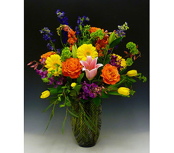 Bright Delight in Kirkland WA, Fena Flowers, Inc.