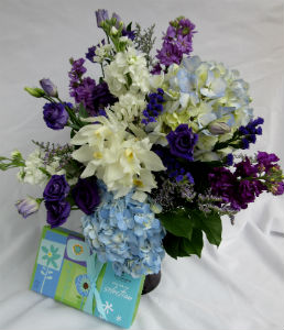 All For You in Farmington CT, Haworth's Flowers & Gifts, LLC.