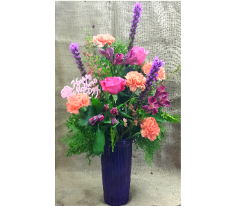 The Mother's Day Bouquet in Lewiston ME, Roak The Florist