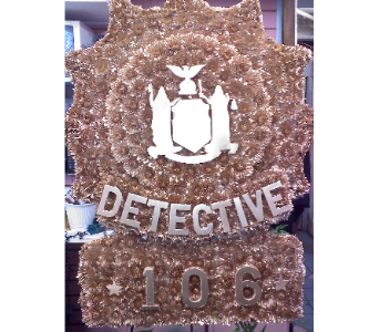 Tribute - Detective in Port Chester NY, Port Chester Florist