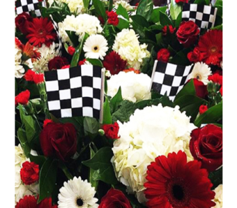 Indianapolis 500 Race Flowers in Indianapolis IN, George Thomas Florist