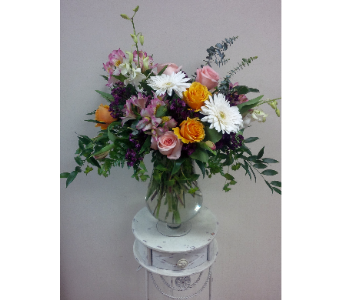 Gardens Grace Bouquet in Ottawa ON, Glas' Florist Ltd.