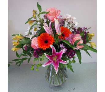 Natural Beauty Bouquet in Ottawa ON, Glas' Florist Ltd.
