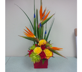 Exotic Tranquility in Ottawa ON, Glas' Florist Ltd.