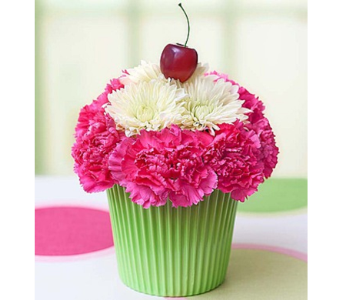 Cupcake in Bloom in Mission Viejo CA, Conroy's Flowers