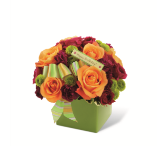 The FTD Birthday Bouquet in Los Angeles CA, South-East Flowers