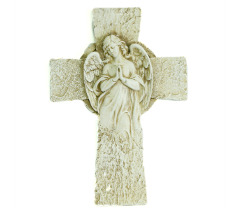 Praying Angel Cross in Adrian MI, Flowers & Such, Inc.