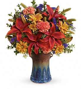 Teleflora's Country Artisan Bouquet in Meadville PA, Cobblestone Cottage and Gardens LLC
