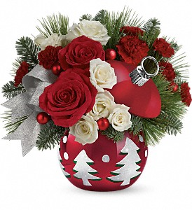 Teleflora's Glittering Greetings Bouquet in Toronto ON, Verdi Florist