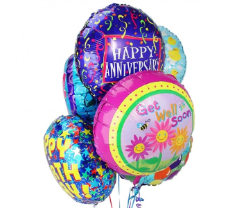 Mylar Balloons in Ft. Collins CO, Palmer Flowers