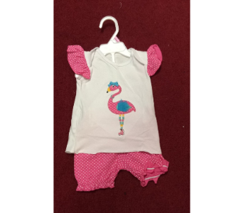 Flamingo Shirt and Shorts Set in Conway AR, Conways Classic Touch