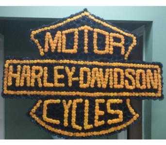 HARLEY DAVIDSON PATCH in Woodbridge NJ, Floral Expressions