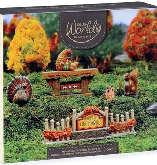 Harvest Orchard Mini World in Guelph ON, Patti's Flower Boutique