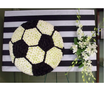SOCCER BALL in Woodbridge NJ, Floral Expressions