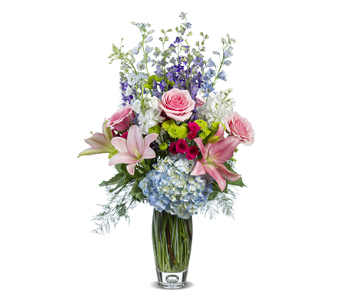 SPRING ROMANCE in Gainesville FL, Floral Expressions Florist