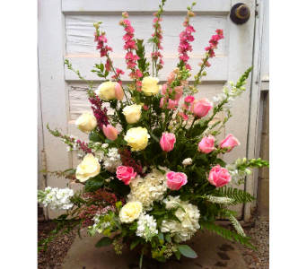 Love You Forever Basket  in Guilford CT, Guilford White House Florist