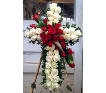 Bleeding Cross  in Guilford CT, Guilford White House Florist