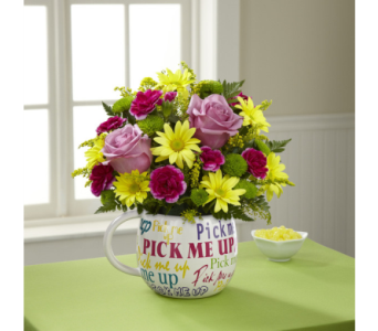 PICK-ME-UP BOUQUET in Yelm WA, Yelm Floral
