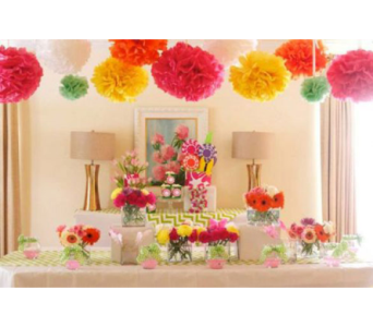 private party or event! in Virginia Beach VA, Fairfield Flowers