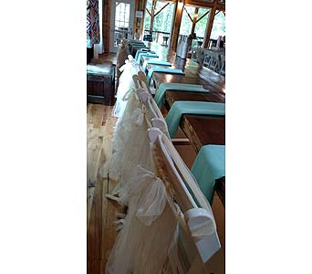 Chair Cover Rental in Loudonville OH, Four Seasons Flowers & Gifts