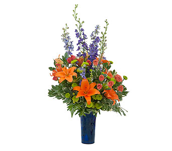 Chase Away the Blues in South Surrey BC, EH Florist Inc