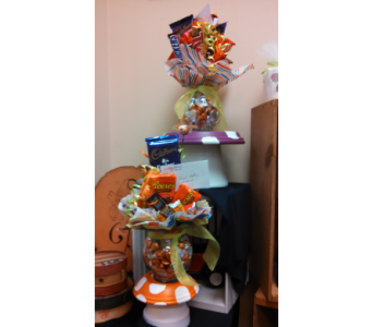 Candy Bouquet in Mankato MN, Becky's Floral & Gift Shoppe