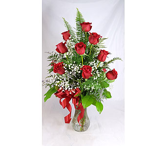 Dozen Roses in Naples FL, Naples Flowers, Inc.