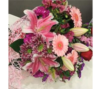 Asia  CUT BOUQUET in Victoria BC, Fine Floral Designs