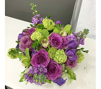 Bliss Design CUT BOUQUET    in Victoria BC, Fine Floral Designs