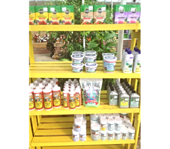 Fertilizers in Fond Du Lac WI, Haentze Floral Co