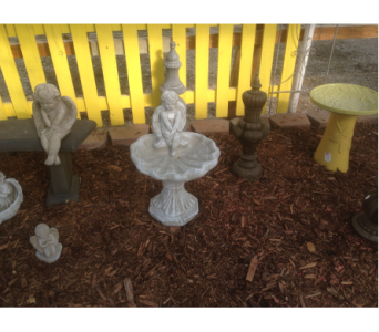 Garden Accessories in Fond Du Lac WI, Haentze Floral Co