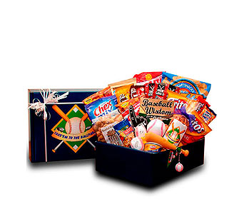 Take 'em to the Ballpark Baseball Gift Pack