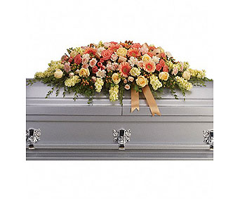 Warmest Remembrance (casket spray)