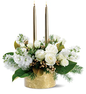 Golden Centerpiece