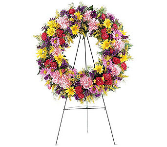 Wreath of Colors