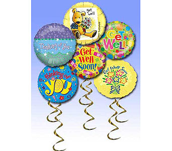 Get Well! Balloon Bouquet