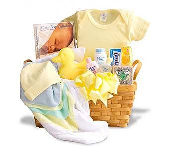 Baby and Tree!TM Gift Basket