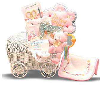 Bundle of Joy Baby Basket
