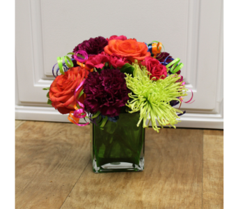 Lively Celebration Bouquet in Fargo ND, Dalbol Flowers & Gifts, Inc.