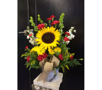 Custom Design $65-$75 in Statesville NC, Brookdale Florist, LLC