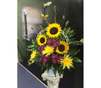 Custom Design $75-$85 in Statesville NC, Brookdale Florist, LLC