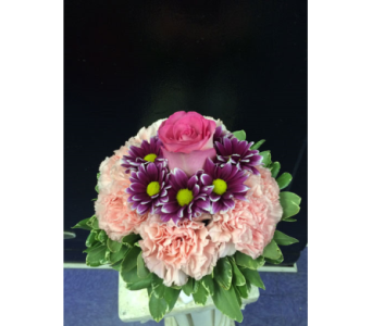 Biedermier Design Bouquet  $38-$48 in Statesville NC, Brookdale Florist, LLC